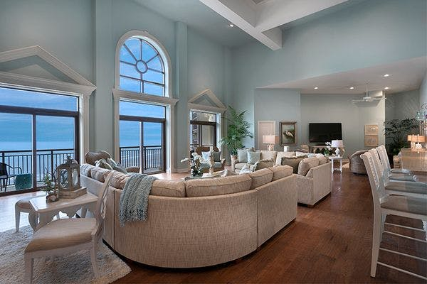 Myrtle Beach Penthouses Oceanfront Resort Penthouses